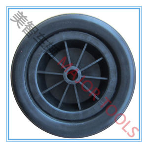 10X4 PU Foam Golf Cart Wheel with One-Way Bearing pictures & photos