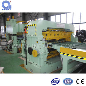 Rotary Shear Cut to Length Machine Line pictures & photos