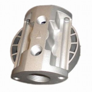 Customized CNC Machining Auto Spare Parts with Sand Blasting pictures & photos