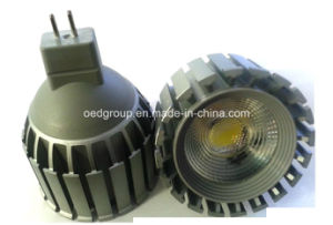 8W MR16 GU10 LED Spotlight pictures & photos