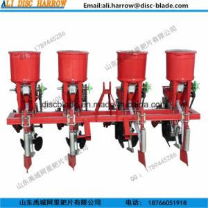 Corn Planter Cum Fertilizer with Low Price 2017 Hot Sale pictures & photos