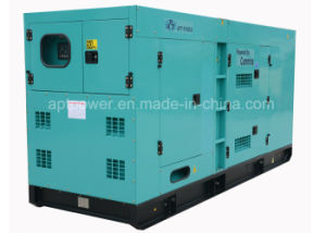 80kVA Soundproof Diesel Generator Set Powerd by Deutz pictures & photos