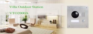 Dahua IP Villa Outdoor Station (VTO2000A) pictures & photos