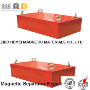 Suspension Permanent Magnetic Separator for Belt Conveyors -2 pictures & photos