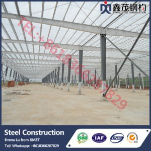 Steel Structure Construction Furniture Warehouse pictures & photos