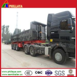 Rear Dumper Heavy Duty Transport Dump Truck pictures & photos