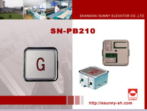 Color Optional Elevator Push Button for Hyundai (SN-PB210) pictures & photos