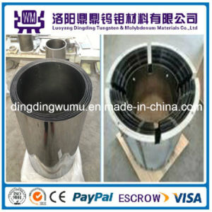 High Quality Customized Drawing Molybdenum Heat Shield for Sapphire Crystal Growth Furnace From China Manufacturers pictures & photos