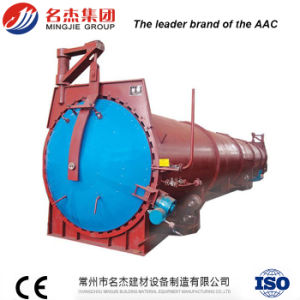 Steam Pressure Horizontal Cylinder Autoclave pictures & photos