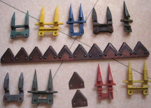 Good Quality Harvester Tiller Blade for Kubota, John Deere, New Holland pictures & photos