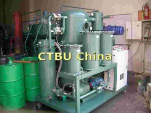 Economic Type Used Lubrication Oil Purification System pictures & photos