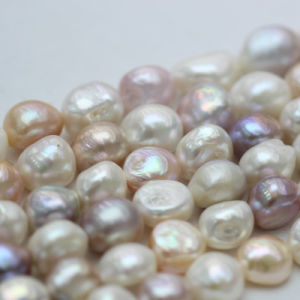 13-14mm Multi-Color Baroque Cultured Large Pearl Strands (E190019) pictures & photos
