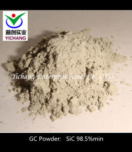 Green Silicon Carbide Micro Powder JIS1500 pictures & photos