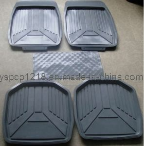 Anti-Slip Rubber & PVC Car Floor Mat (YD-0006)