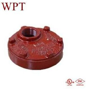 FM UL Approved Grooved Cap for Fire Protection