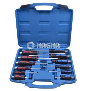 12 PCS Go Through Screwdriver Set (MG50243) pictures & photos