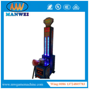 Boxing Games Machine King of Hammer for Hercules pictures & photos