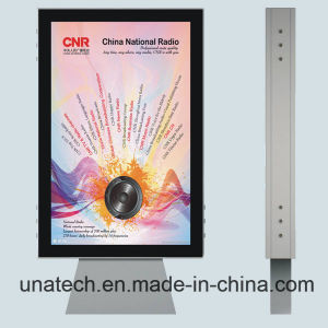 Double Side Outdoor Road Medium Aluminium Scrolling Display pictures & photos