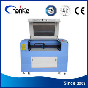 Leather Rubber Name Tag CO2 Laser Engraving Machine Prices pictures & photos