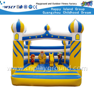 China Professional PVC Inflatable Bouncer Castle (HD-9907) pictures & photos