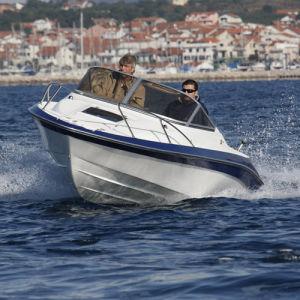 19FT / 5.5m Fiberglass Motor Boat pictures & photos