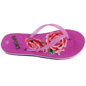 Pink Fashion EVA Flip Flop (XF1129)