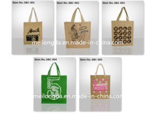 Eco-Friendly Canvas Shopping Bag (SBC-series)