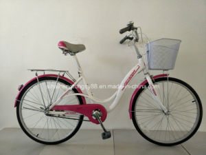 Sh-C002 24 Inch Lady Popular City Bike for Sale pictures & photos
