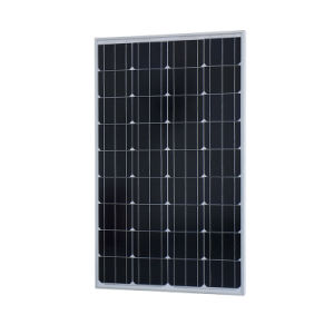 100W Competitive Price High Efficiency Mono Solar Panel pictures & photos