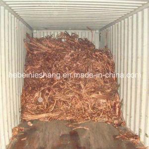99.99% Copper Wire Scrap Pure Millberry Copper pictures & photos