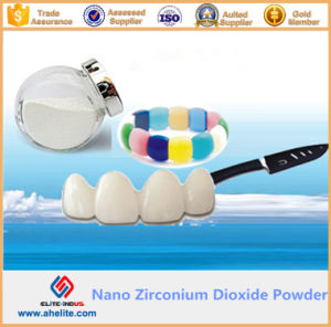 Nano Zirconium Dioxide Powder for Thermal Barrier Surface Coating pictures & photos
