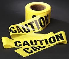Durable Caution Tape/Warning Tape/ Danger Tape pictures & photos