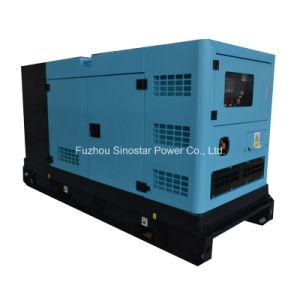 46kw 58kVA Doosan Silent Diesel Power & Genearting Sets pictures & photos