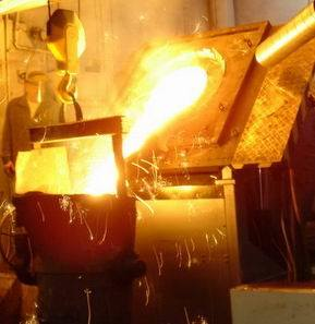 Industrial Melting Furnace for Metals pictures & photos