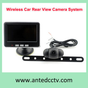 2.4GHz Wireless Vehicle Rear View Safety Car Camera System with 4.3 Inch Monitor pictures & photos