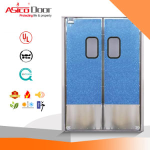 American Standard Steel Fire Safety Door with 3.0 Hours Fire Rating pictures & photos
