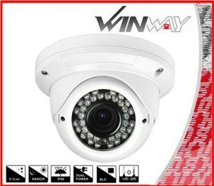 CCTV Camera Varifocal Security Dome Waterproof IR Camera Db236-550