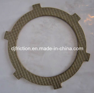 Friction Disc Plate (ZJC-697)