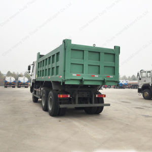 Ethiopia Truck Sinotruk HOWO 30 Tons 371 6X4 Heavy Duty Tipper/Dump Truck pictures & photos