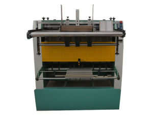 Automatic Cardboard Notching (Grooving) Machine pictures & photos