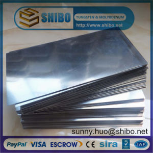 Pure Molybdenum Sheet/Plate for Producing Moly Targets pictures & photos