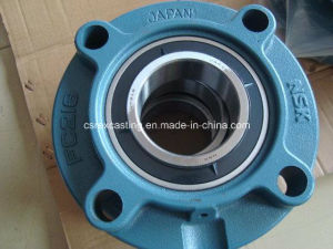OEM Cast Iron Bearing Seats / Sand Castings Bearing Housing pictures & photos