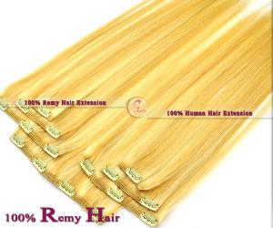 Premium Quality Brazilian Hair Clip in Hair Extension