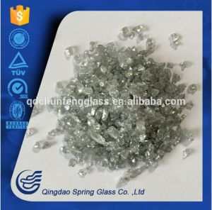 Light Gray Glass Powder pictures & photos