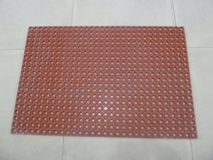 Anti Slip Rubber Door Mat/Drainage Rubber Mat/Anti Fatigue Rubber Mat pictures & photos