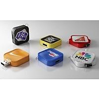 OEM USB Stick USB Flash Drive Rotation USB Flash Print Logo Pen Drive Memory Stick USB Thumb Flash Disk USB Flash Memory Crad Rubik′s Cube pictures & photos