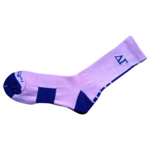 Men Women Color Nylon Sports Socks for Club (nt-1) pictures & photos