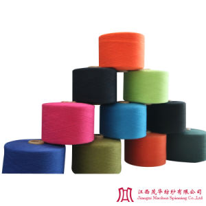 Recycled Color Cotton Polyester Yarn (21-32s)