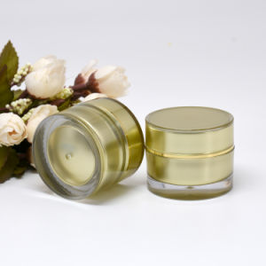 10g Small Size Acrylic Jar Cosmetic Jar Cosmetic Packaging pictures & photos