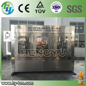 Blueberry Juice Beverage Filling Machine pictures & photos